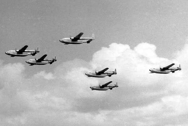 C119 Formation